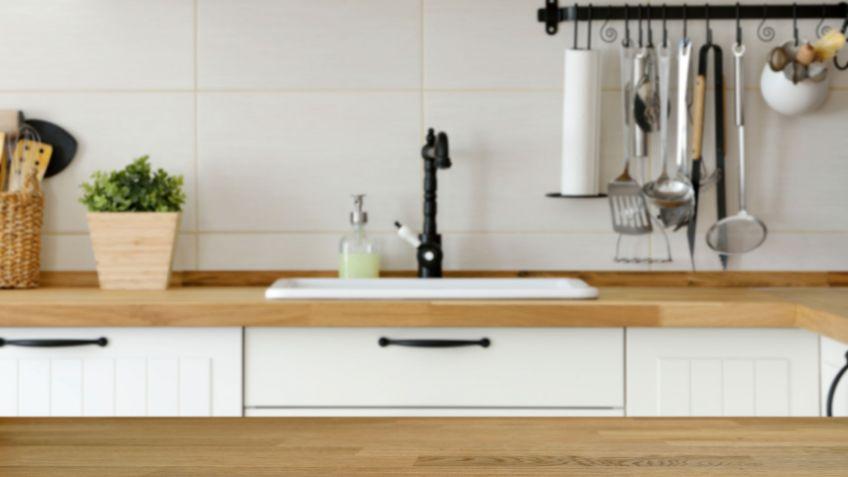 8 ideas para ayudarte en el almacenaje en la cocina - Hogarmania