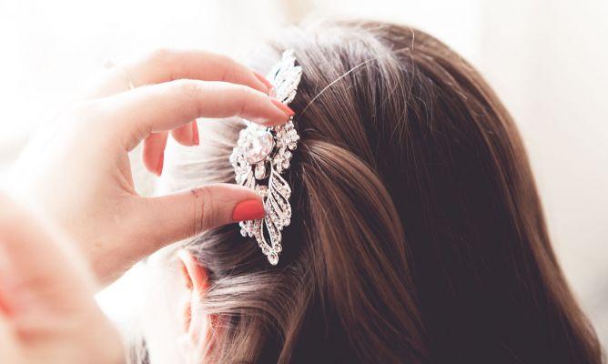 Compra accesorios para el cabello rizado online al por