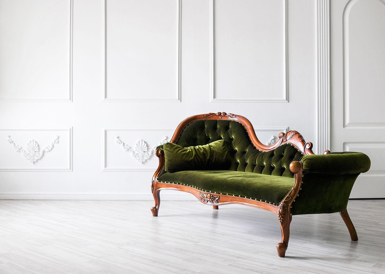 Textura muebles retro