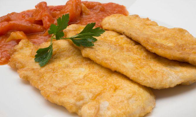 Receta de Pechugas de pollo picantes - RecetasGratisnet