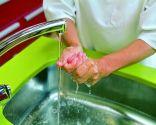 Limpiar las manos