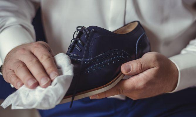 71bd1d9873b95 Cómo limpiar y cuidar los zapatos - Hogarmania