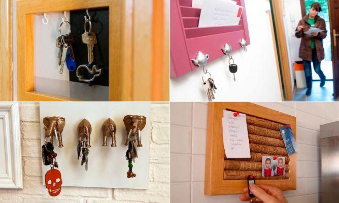 Trabajos de bricolaje para que no pierdas las llaves - Trabajos de bricolaje ...