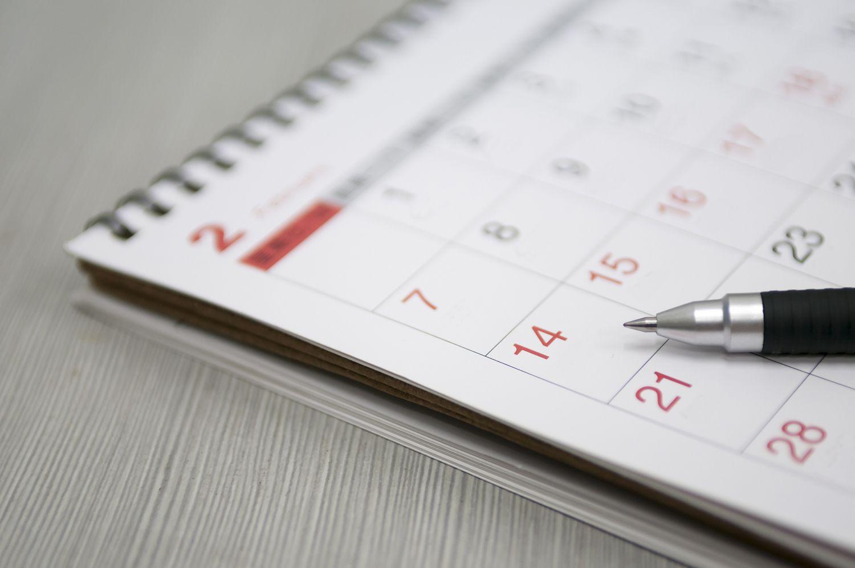 Listado del mes