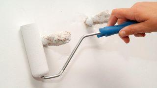 Arreglo de grietas en pared