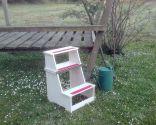 Hacer una silla escalera de madera