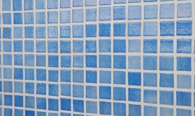 C mo arreglar baldosas de piscina bricoman a for Arreglar piscina