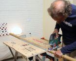 Cómo hacer un perchero con una caña de bambú