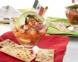 Cocktail de camarones estilo Acapulco