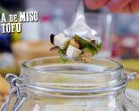 Sopa de miso con tofu