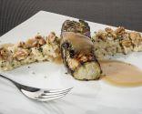 Gastrosport: Lingote de pavo al horno con manzana