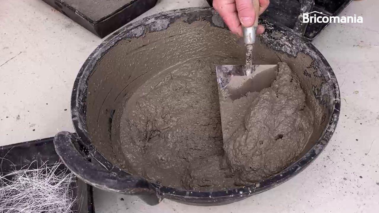 Cómo hacer cemento - Hogarmania