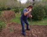 Acondicionar un camino de losetas sembrando césped - Paso 4