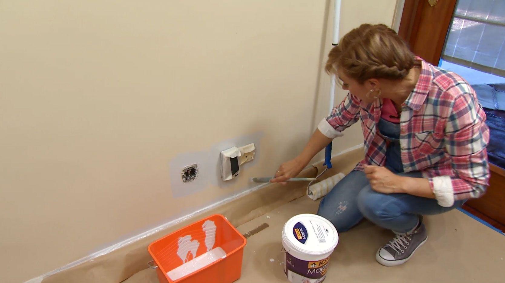 Cómo pintar una habitación como un profesional