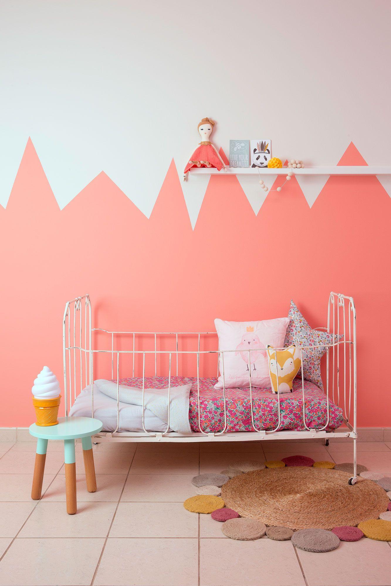 C mo pintar una habitaci n infantil hogarmania for Colores para habitacion infantil