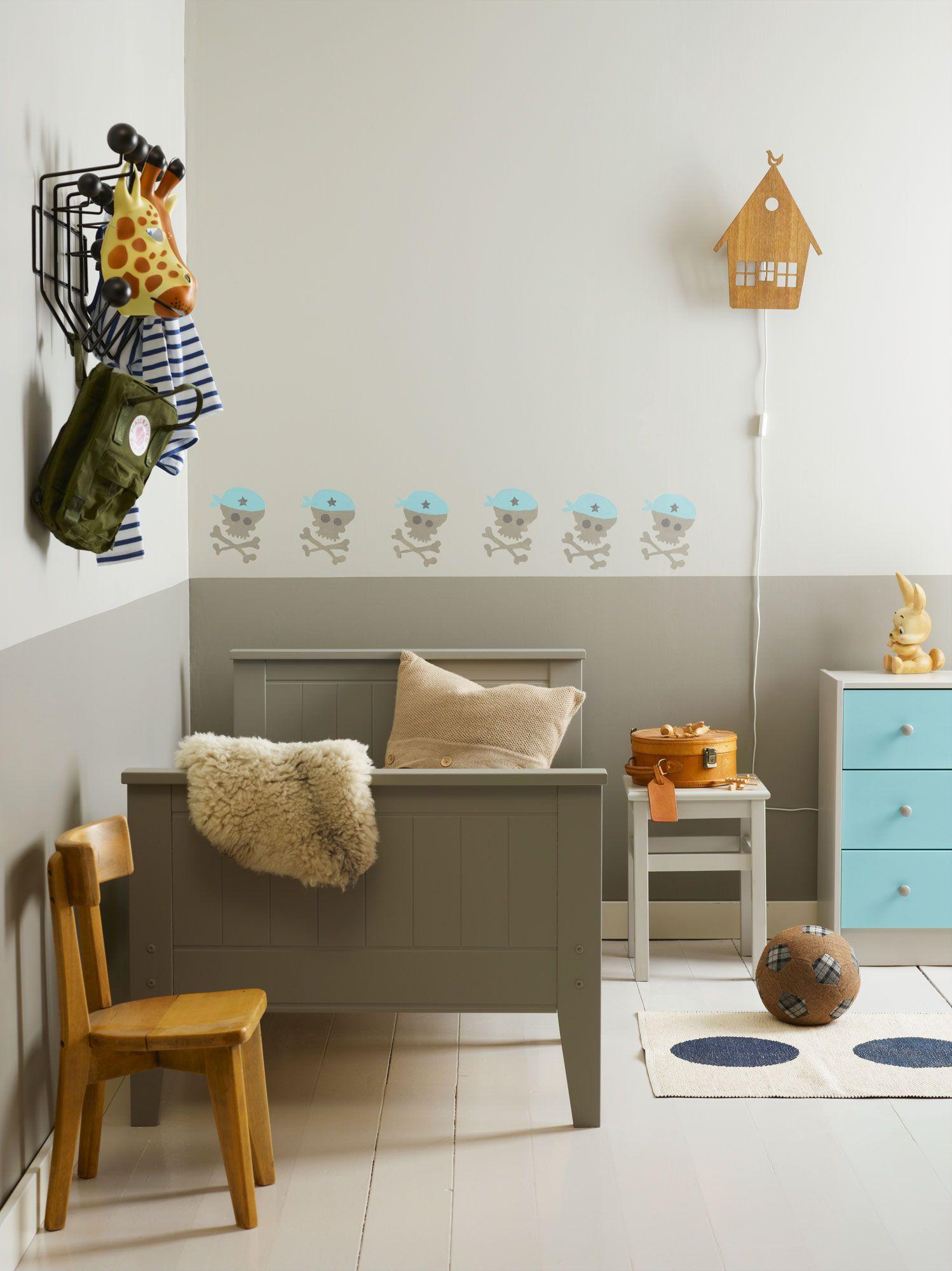 C mo pintar una habitaci n infantil hogarmania - Simulador pintar habitacion ...