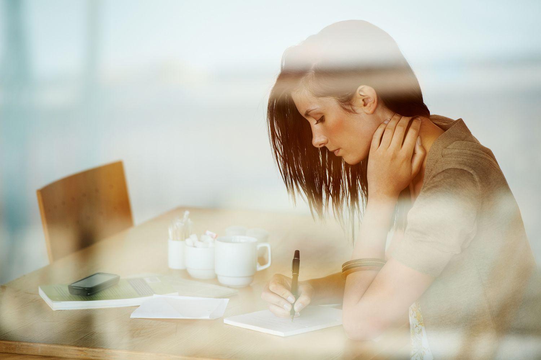 Escribir una reflexión
