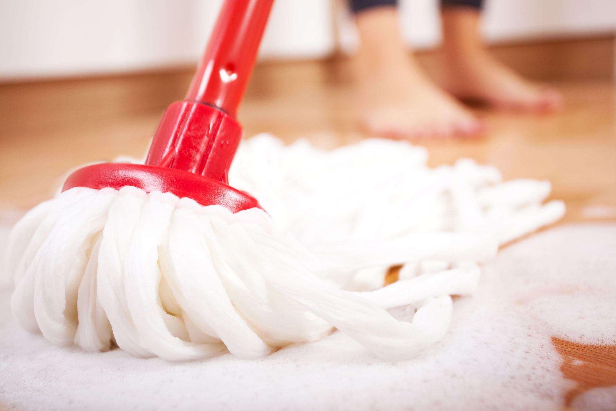 fregar la cocina