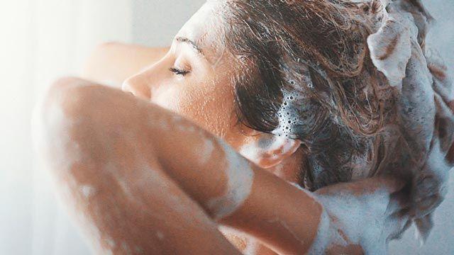 Lavar el pelo de manera adecuada