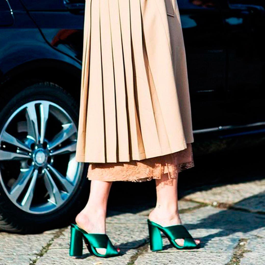 calzado verano sandalias cruzadas