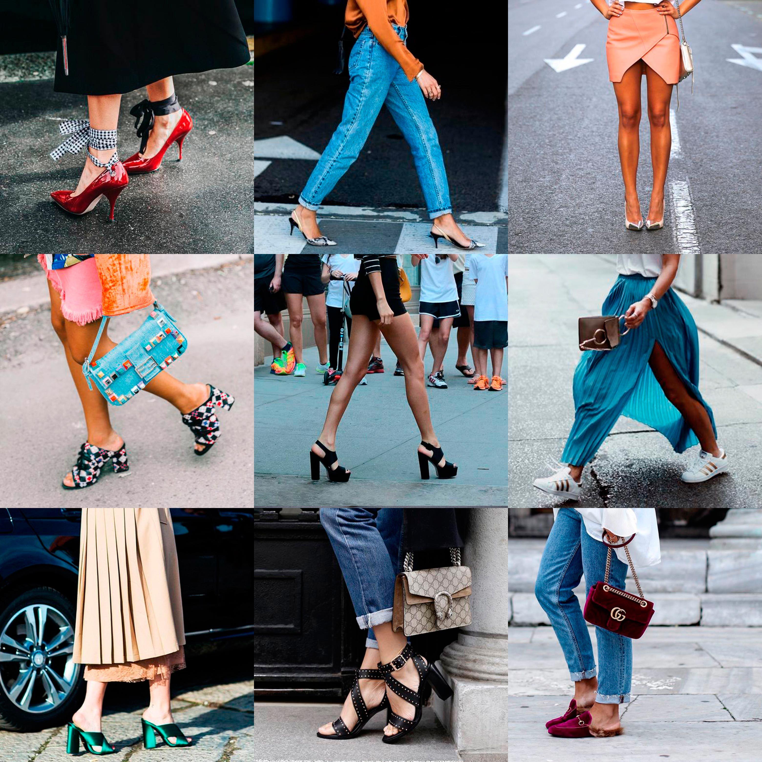 calzado verano tendencias