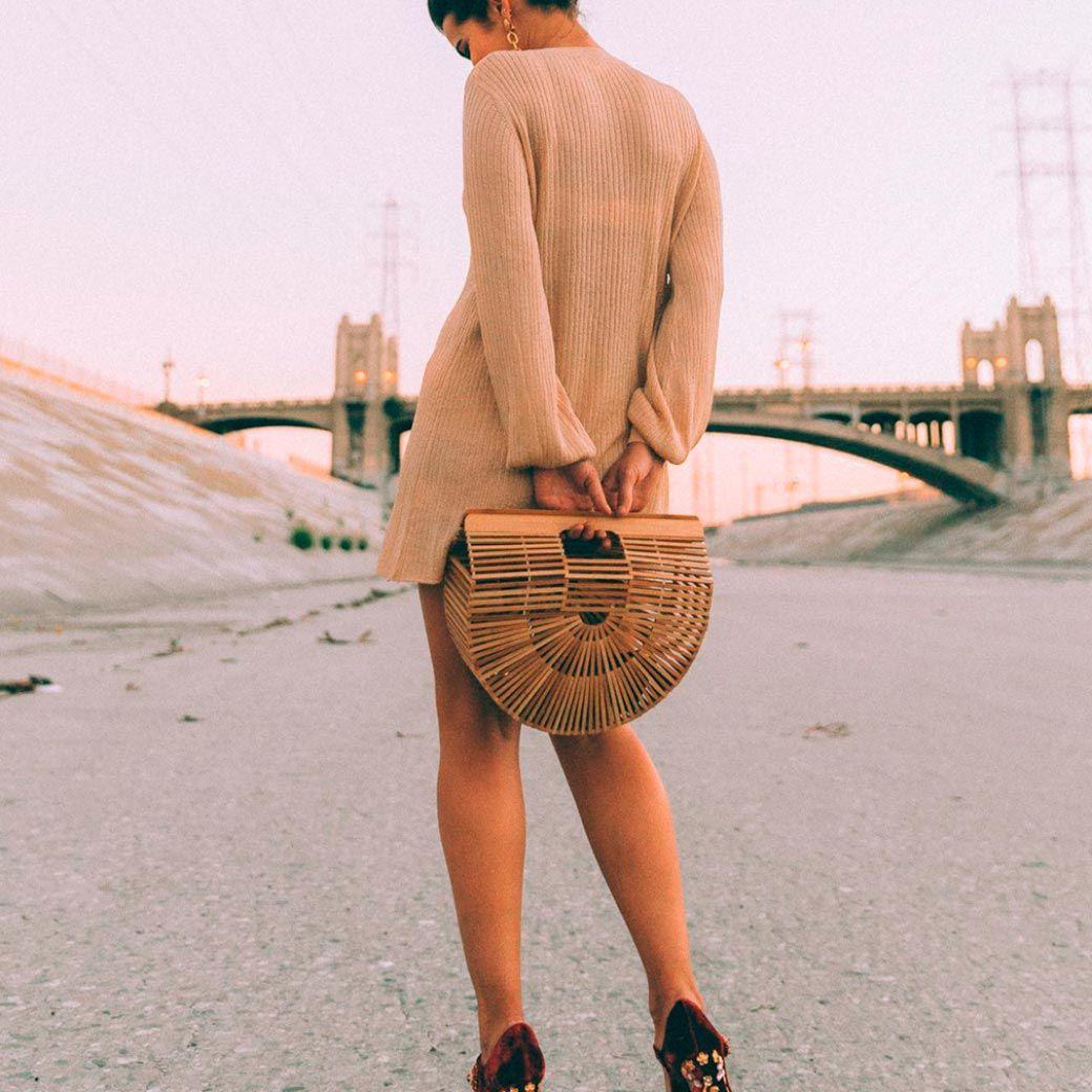 complementos moda verano paja