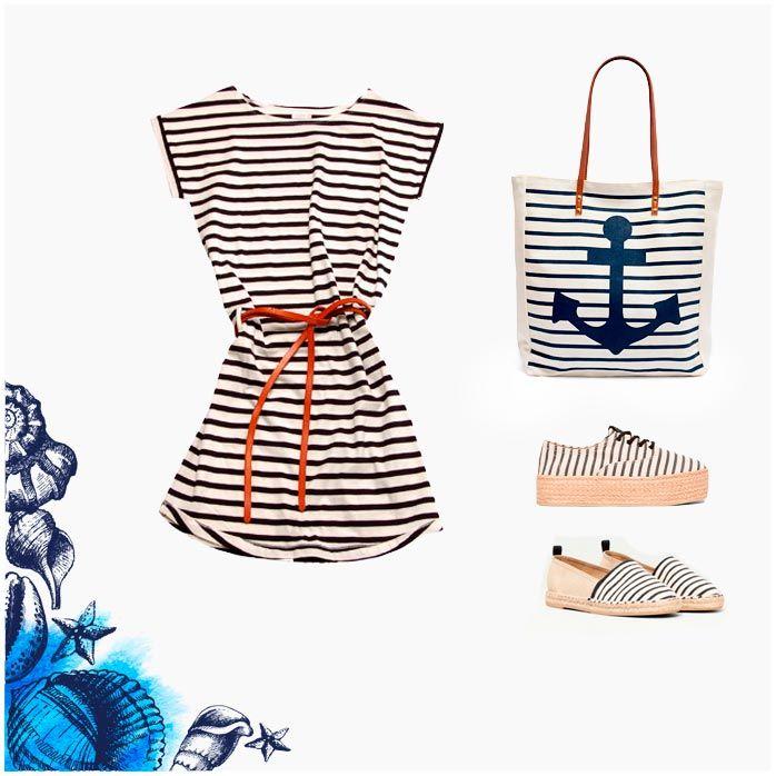 moda verano - marinero