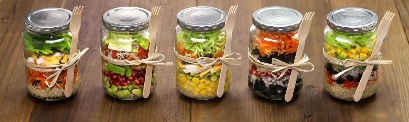 Recetas de comida para llevar