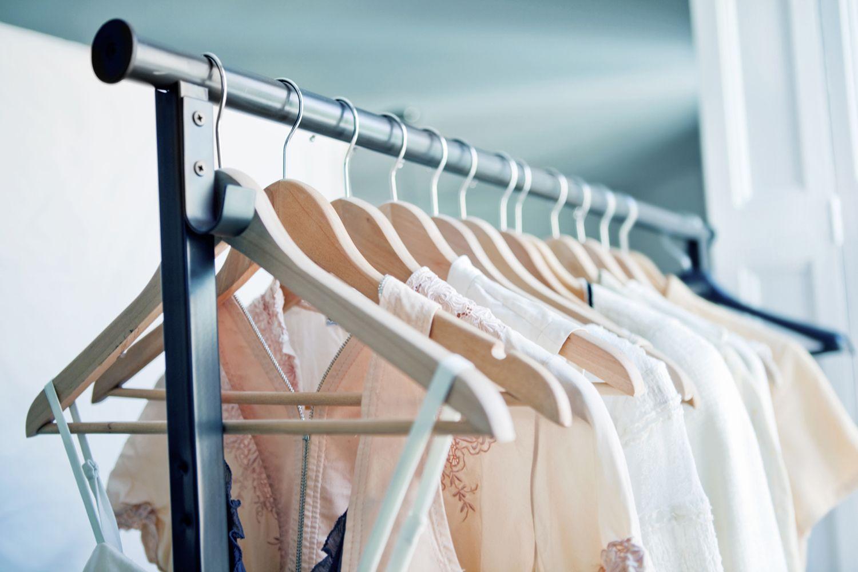 Colgar la ropa