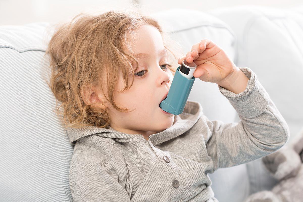 control asma niños