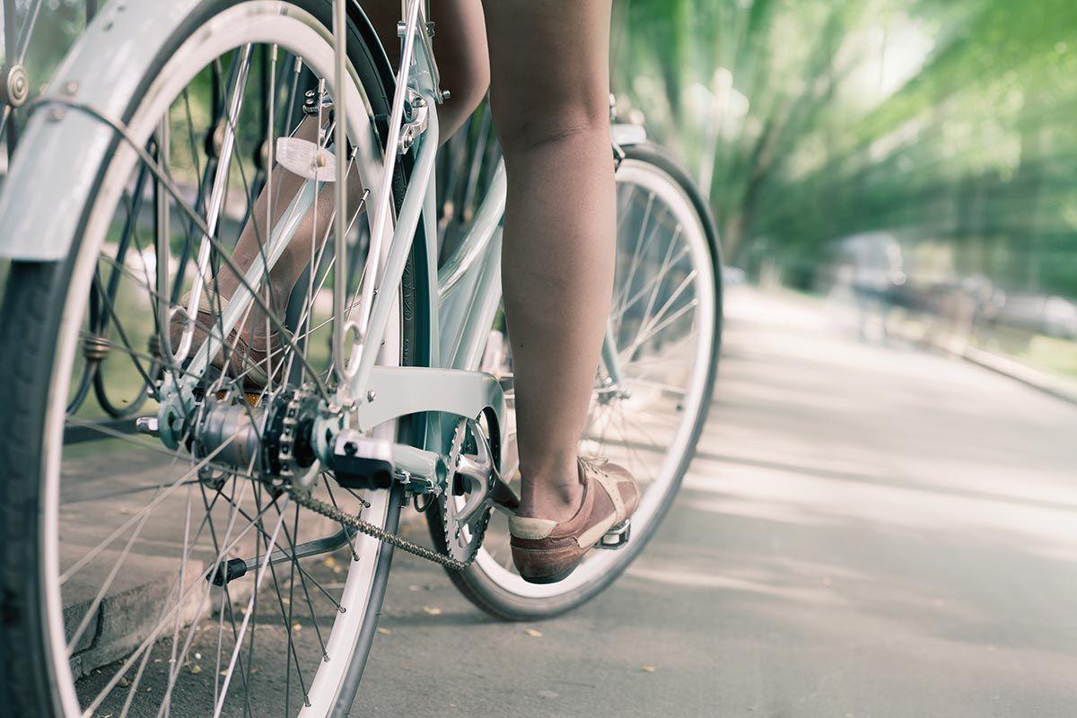 ejercicio bicicleta - articulaciones