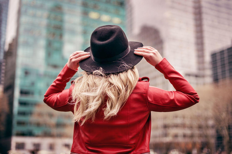 Sombreros según tu altura