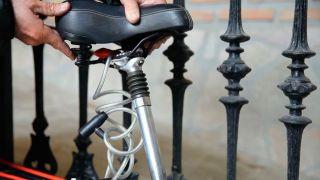 Cómo candar una bicicleta