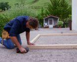 Cómo hacer una cubierta de exterior
