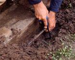 Reparar tubería enterrada en el jardín - Paso 3