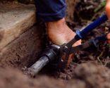 Reparar tubería enterrada en el jardín - Paso 5