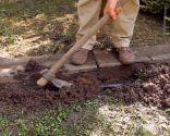 Reparar tubería enterrada en el jardín - Paso 7
