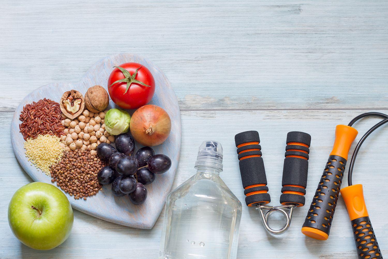 Comida y ejercicio