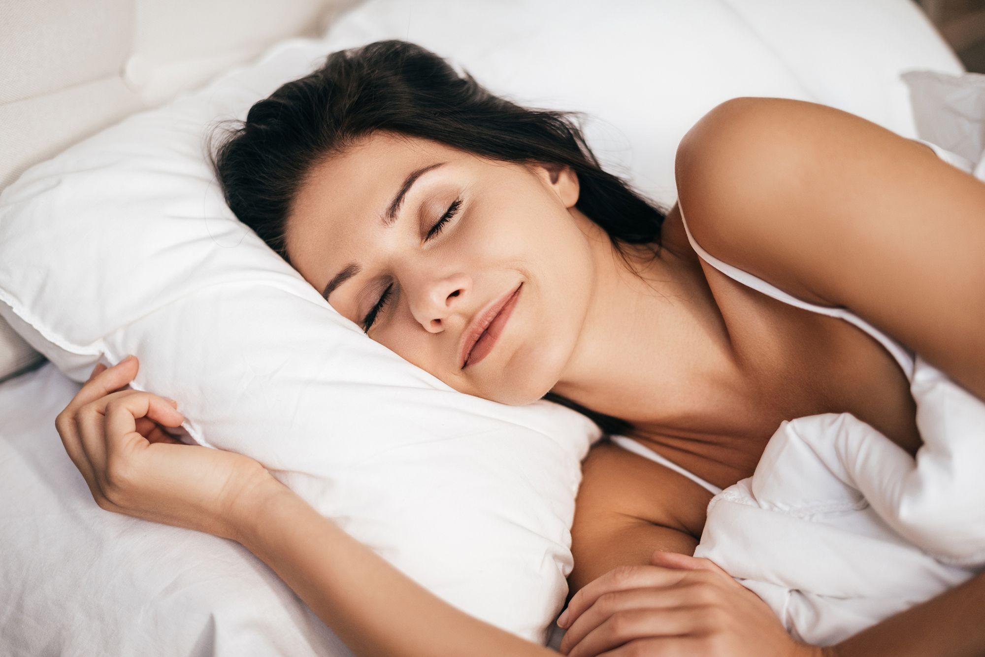 Dormir lo suficiente