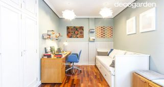 Decorar dormitorio para estudiante