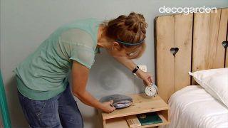 Decorar un dormitorio minimalista y nórdico, ¡en blanco y azul turquesa! - Paso 10