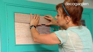 Decorar un dormitorio minimalista y nórdico, ¡en blanco y azul turquesa! - Paso 8