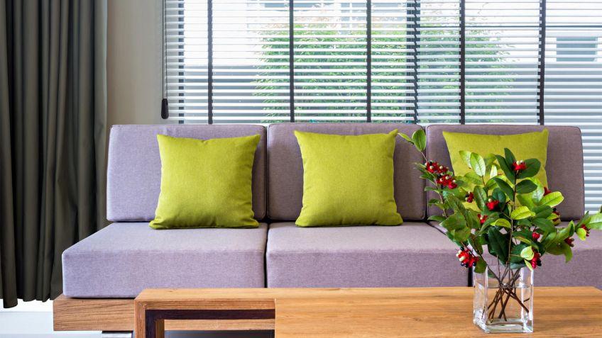 estores persianas y paneles para la decoracin de ventanas hogarmania with modelos de persianas para ventanas