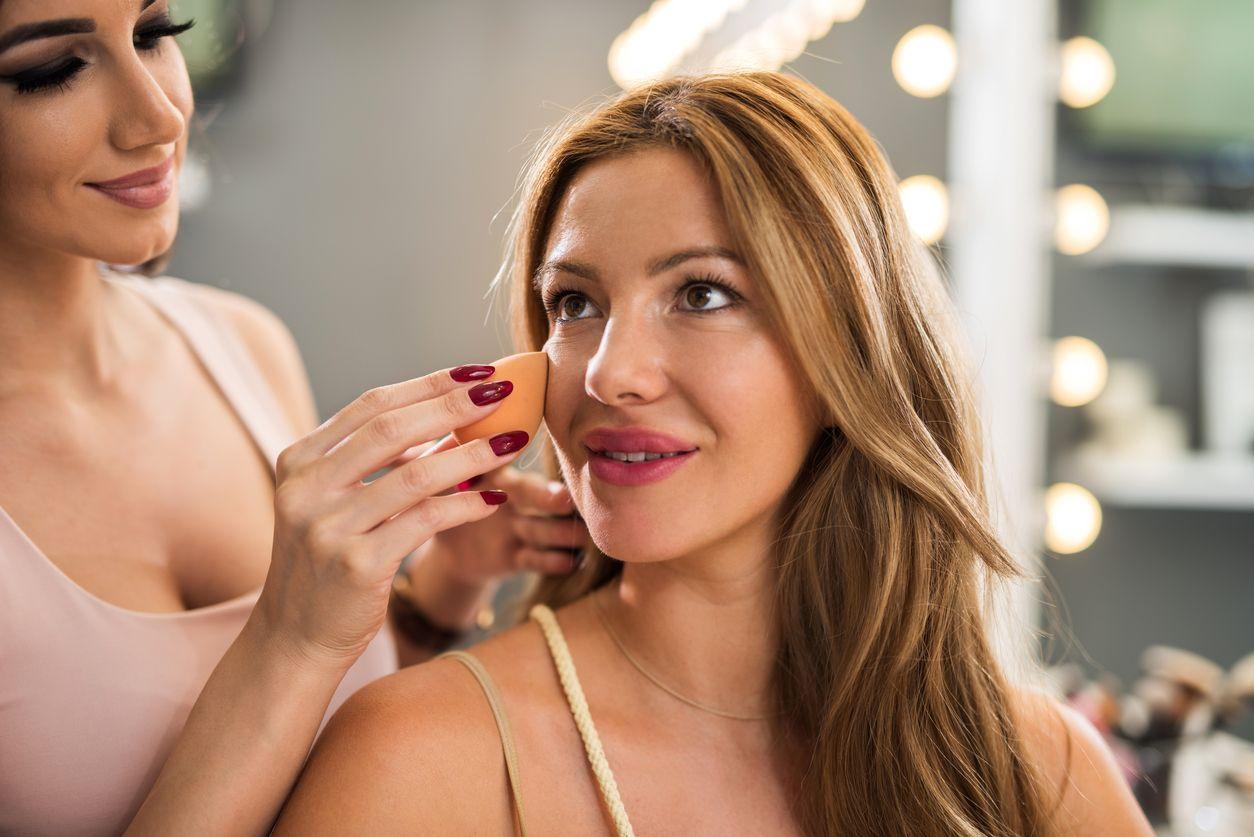 Esponjas de maquillaje