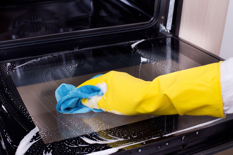 guantes horno