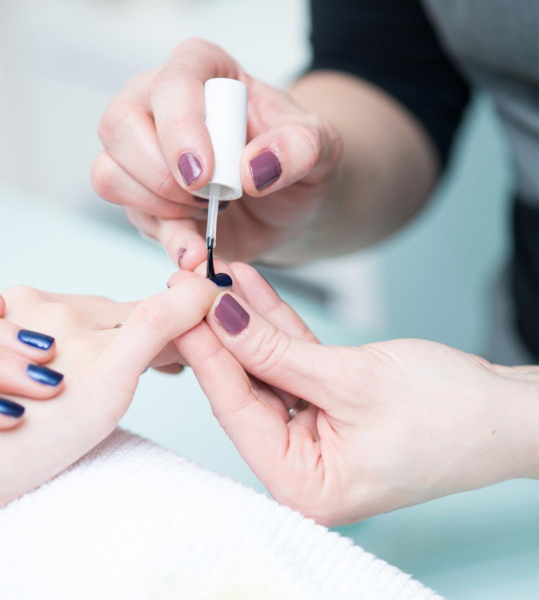 tóxicos cosméticos esmalte uñas