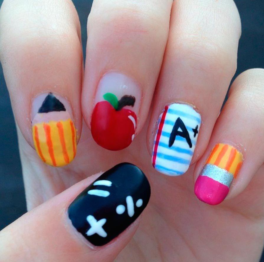 diseño uñas estudiantes 4