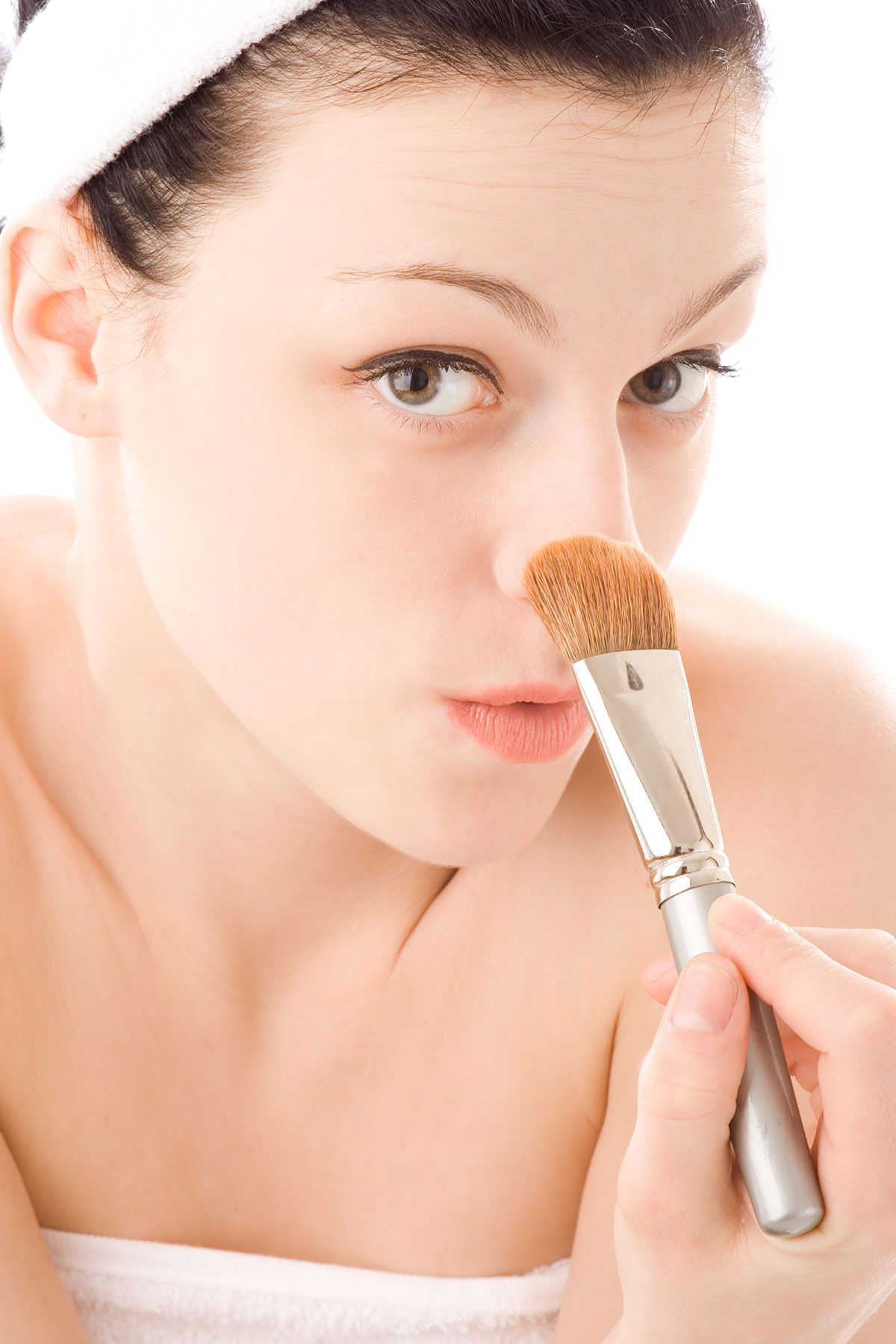 maquillaje disimular nariz labios