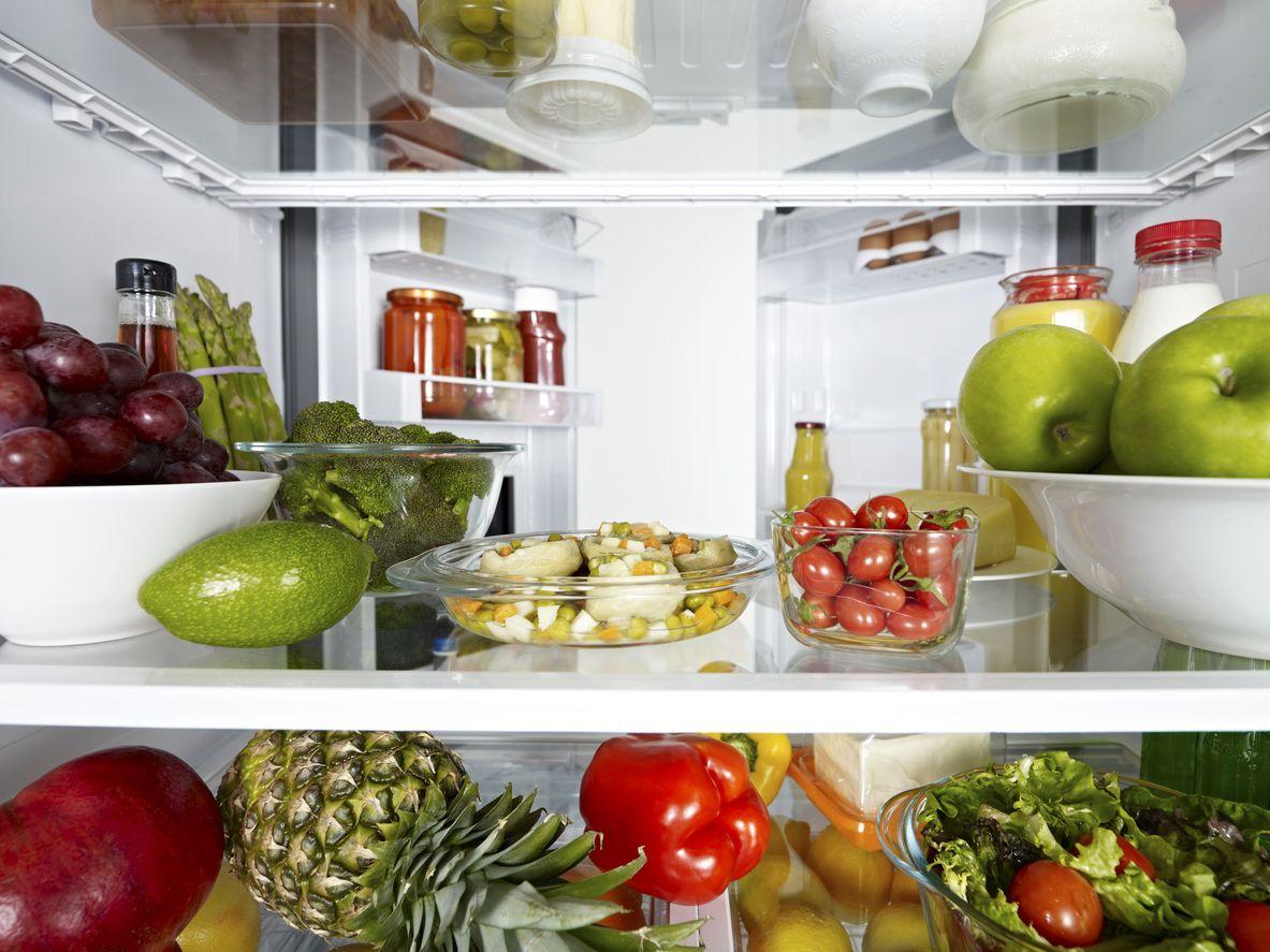 Cómo ordenar el frigorífico en verano