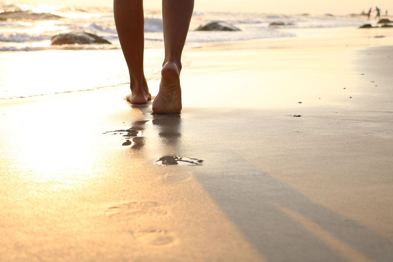 Ejercicios de pies